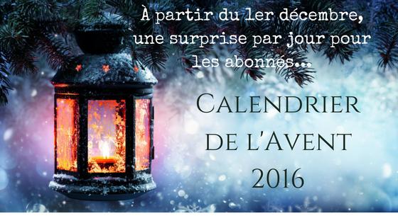 calendrier avent France paradis