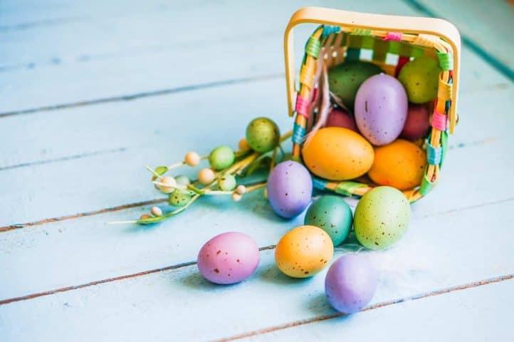 Pâques, espérance, fête
