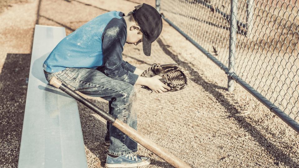 leçon de vie de baseball