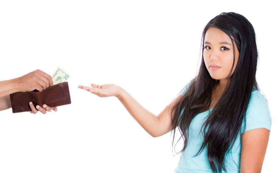 argent de poche