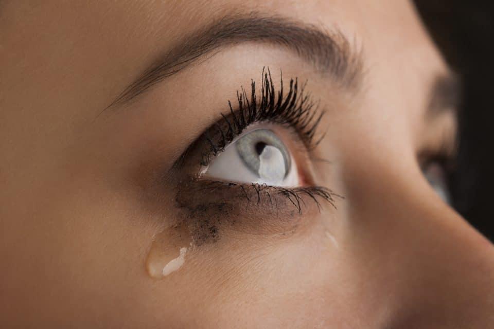 une bonne raison de pleurer