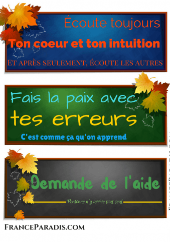 3 conseils de parents