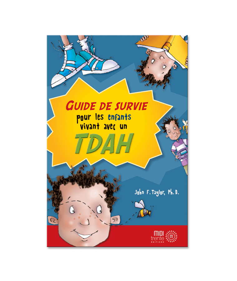 TDAH : petit guide pour les parents