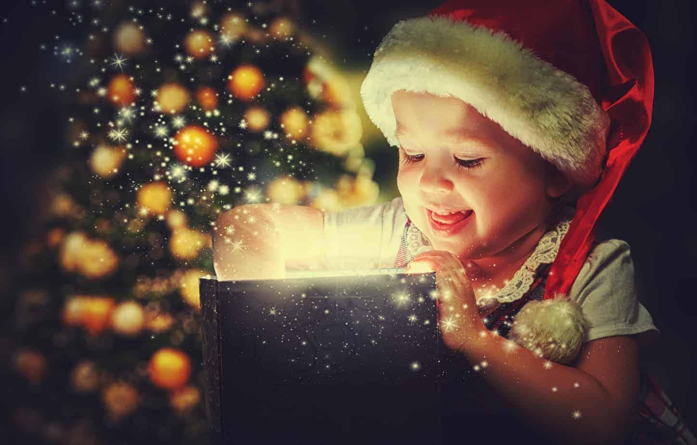 Prendre le temps d'attendre qu'il soit l'heure des cadeaux