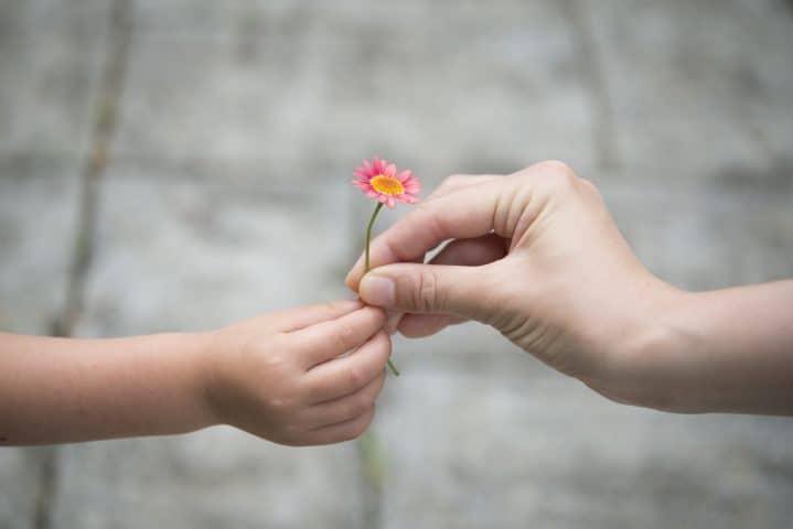 cultiver la gratitude des enfants