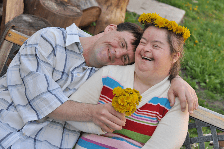Tlc partnersuche mit handicap